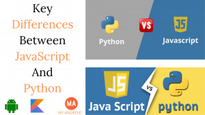 Key Differences Between JavaScript And Python